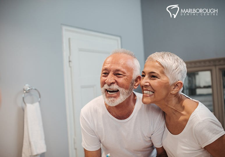 4 Dental Care Tips For Elderly Patients