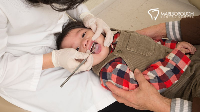 Everything You Need To Know About Your Child's First Dentist Checkup - NE Calgary Pediatric Dentist